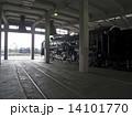 梅小路蒸気機関車館 蒸気機関車 SLの写真 14101770