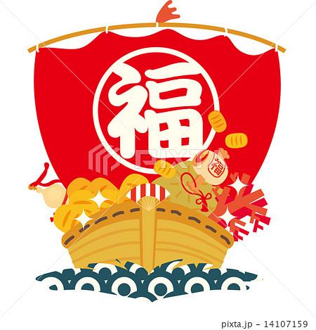 福来宝船 14107159