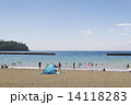 海水浴場 海水浴 海の写真 14118283