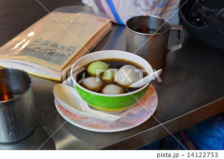 探し求めた味、究極のデザートごま団子生姜湯入り@タイ/バンコク/カオサンロード周辺 14122753