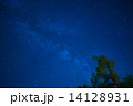 天の川 七夕 星空の写真 14128931