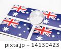 オーストラリア国旗 14130423
