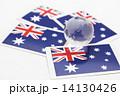 オーストラリア 旗 14130426