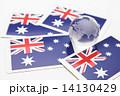 オーストラリア 旗 14130429