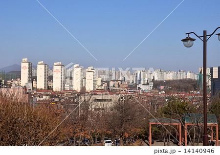 韓国 ソウルのベッドタウン高陽市 14140946