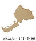 福井県地図 14146499