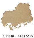 広島県地図 広島 広島県のイラスト 14147215