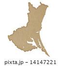 茨城県地図 14147221