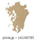 九州地図 14148785