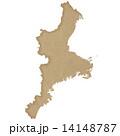 三重県地図 14148787