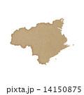 徳島県地図 14150875