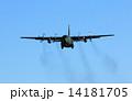 自衛隊機 14181705