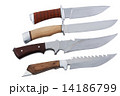 Knives Isolated on a White Background 14186799