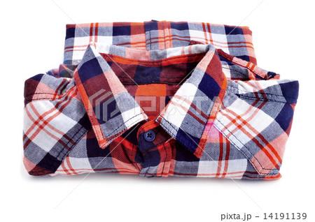 lumberjack shirtの写真素材 [14191139] - PIXTA