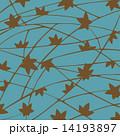 地紋 和柄 ベクターのイラスト 14193897