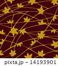 地紋 和柄 ベクターのイラスト 14193901