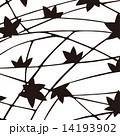 地紋 和柄 ベクターのイラスト 14193902