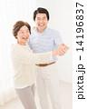 シニアカップル イメージ 14196837