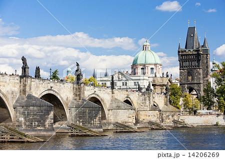 Charles bridge, Prague, Czech Republic