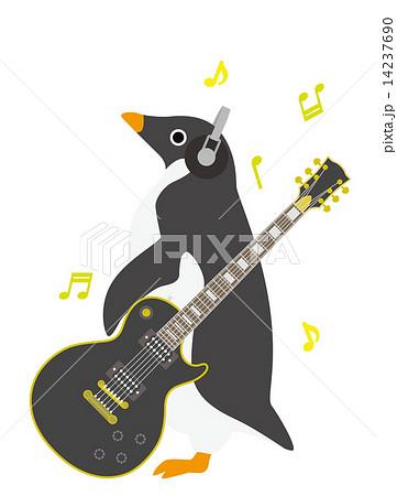 アデリーペンギン ギター 14237690