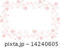 桜 フレーム 14240605