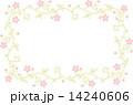 桜 フレーム 14240606