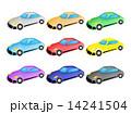 スポーツカー 車 自動車のイラスト 14241504