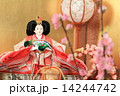 雛人形 (女雛) 14244742