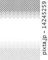 背景壁紙素材,水玉,ジグザグ,余白,プライスカード,プライスタグ,ネームカード,コピースペース,テキストスペース,文字スペース 14245259