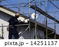 足場 塗装工 塗替えの写真 14251137