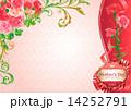 ベクター 母の日 花のイラスト 14252791