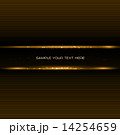 Abstract dark background with gold color light 14254659