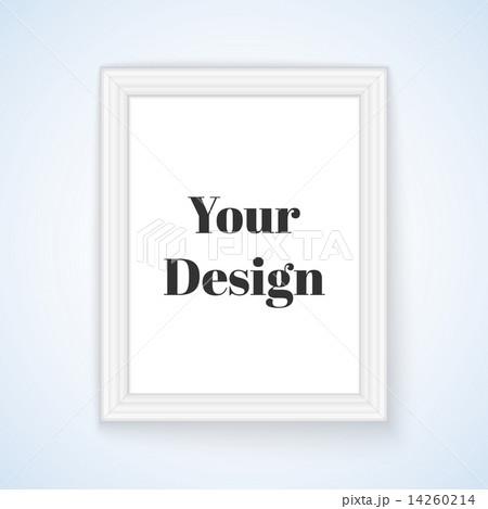 Vector Frame templateのイラスト素材 [14260214] - PIXTA