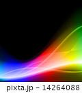 背景(ネオンカラフル)  14264088
