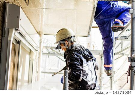 住宅の外壁塗装(リフォーム工事) 14271084