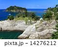中ノ島 トンボロ 三四郎島の写真 14276212