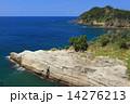 中ノ島 トンボロ 三四郎島の写真 14276213