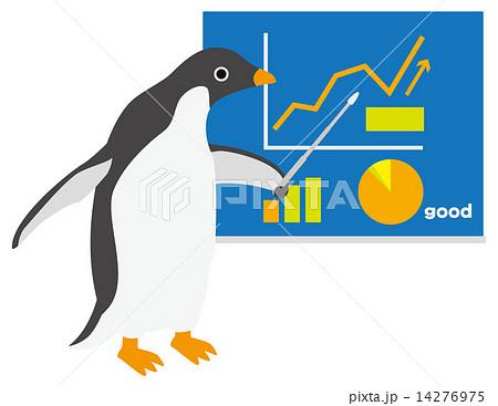 アデリーペンギン ボード 14276975