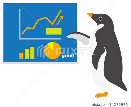 アデリーペンギン ボード 14276976