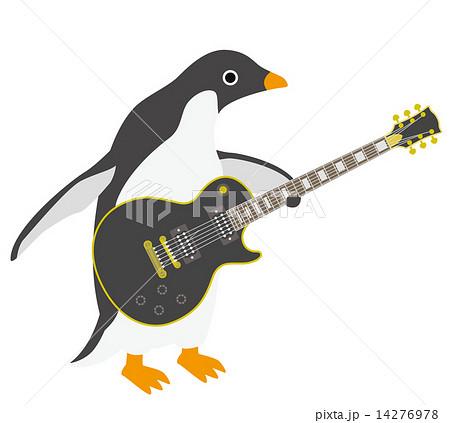 アデリーペンギン ギター 14276978