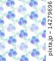 花柄 花模様 花のイラスト 14279696