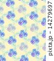 花柄 花模様 花のイラスト 14279697