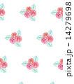 花柄 花模様 花のイラスト 14279698