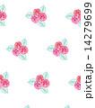 花柄 花模様 花のイラスト 14279699