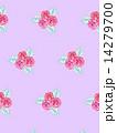 花柄 花模様 花のイラスト 14279700