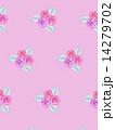 花柄 花模様 花のイラスト 14279702