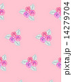 花柄 花模様 花のイラスト 14279704