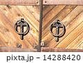 アンティーク 古い ドアの写真 14288420