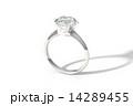 エンゲージ 婚約指輪 指輪のイラスト 14289455