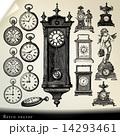 レトロ_時計 14293461